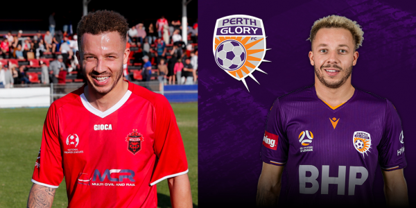 Thomas James Wollongong Wolves Perth Glory