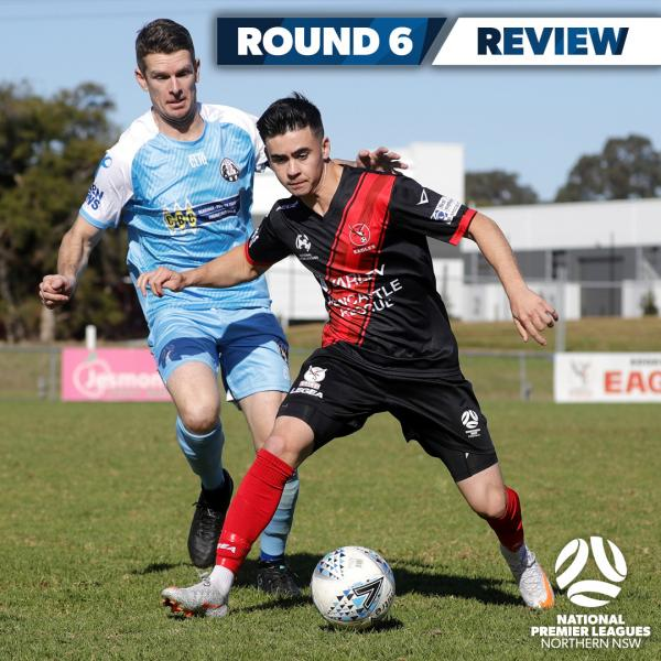 NPL NNSW Round 6 Review