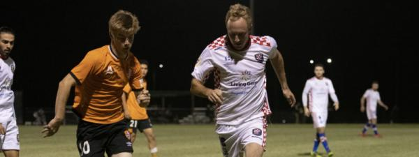 Race to the top heating up in a thrilling Round 25 of the NPL QLD Men's