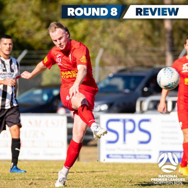 NPL NNSW Round 8 Review