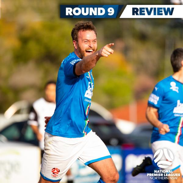 NPL NNSW Round 9 Review