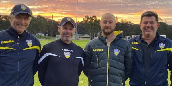 Hills United appoint Ruben Zadkovich as head senior coach
