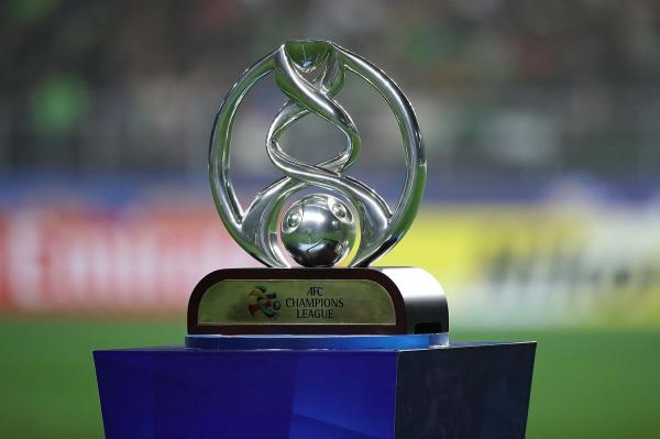 AFC Champions League trophy