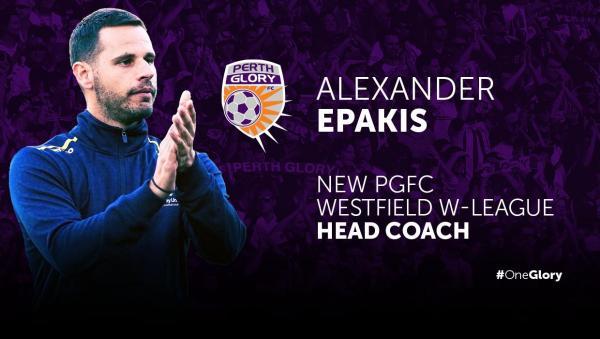 Alexander Epakis Perth
