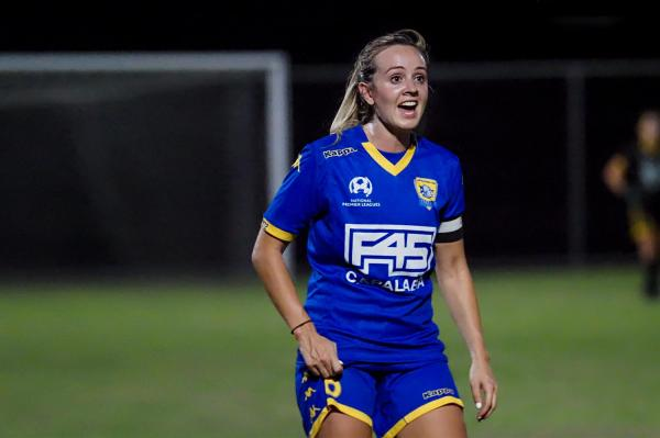 Billie Murphy Capalaba FC
