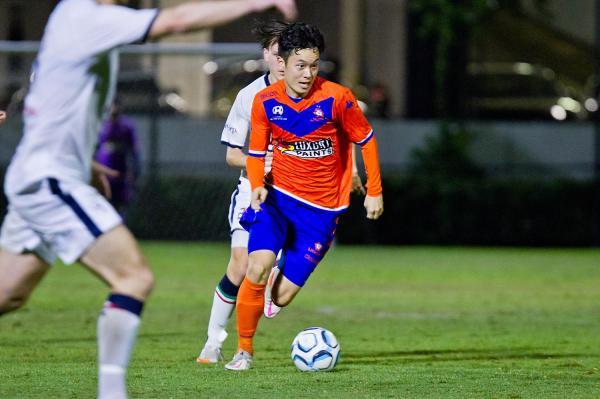 Danny Kim Lions FC