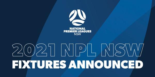 Official Football NSW 2021 match schedules announced
