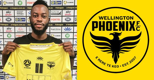 Wellington Phoenix snap up Charles Lokoli-Ngoy