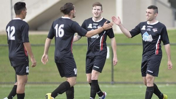 Blacktown City downed Canberra FC 4-1 in the PS4 Elimination Final on Sunday afternoon.