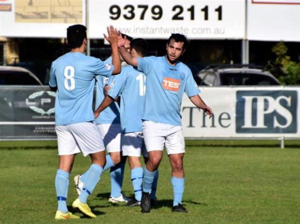Perth SC's Nicholas Ambrogio